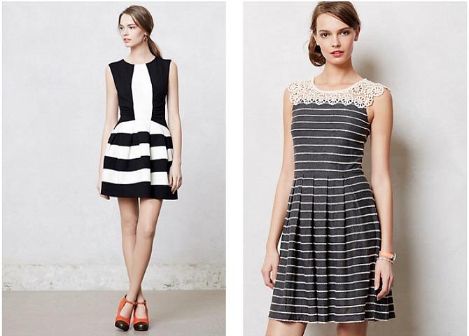 Stripe Dresses Anthropologie