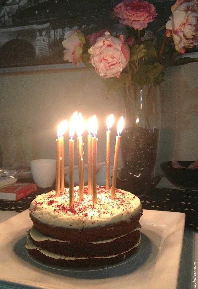 Birthday Cake Sprinkles Bakery Red Velvet Cupcake Recipe Best Easy
