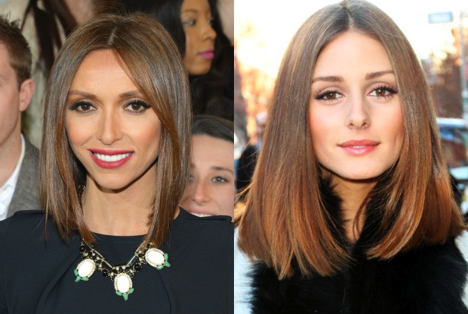 New haircut inspiration giuliana rancic and olivia palermo giuliana rancic and olivia palermo long bob hair cut lob pmusecretfo Gallery