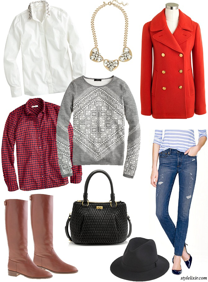 J.Crew Sale Coupon Code Discount Code Shopping Style Fall Fashion Trends Shop Style Elixir Blog www.stylelixir.com