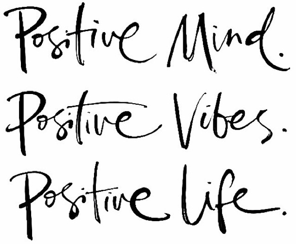 Positive Mind, positive vibes, positive life quote style elixir fashion lifestyle beauty blogger www.stylelixir.com inspiration words for the week life lately photos instagram blogger