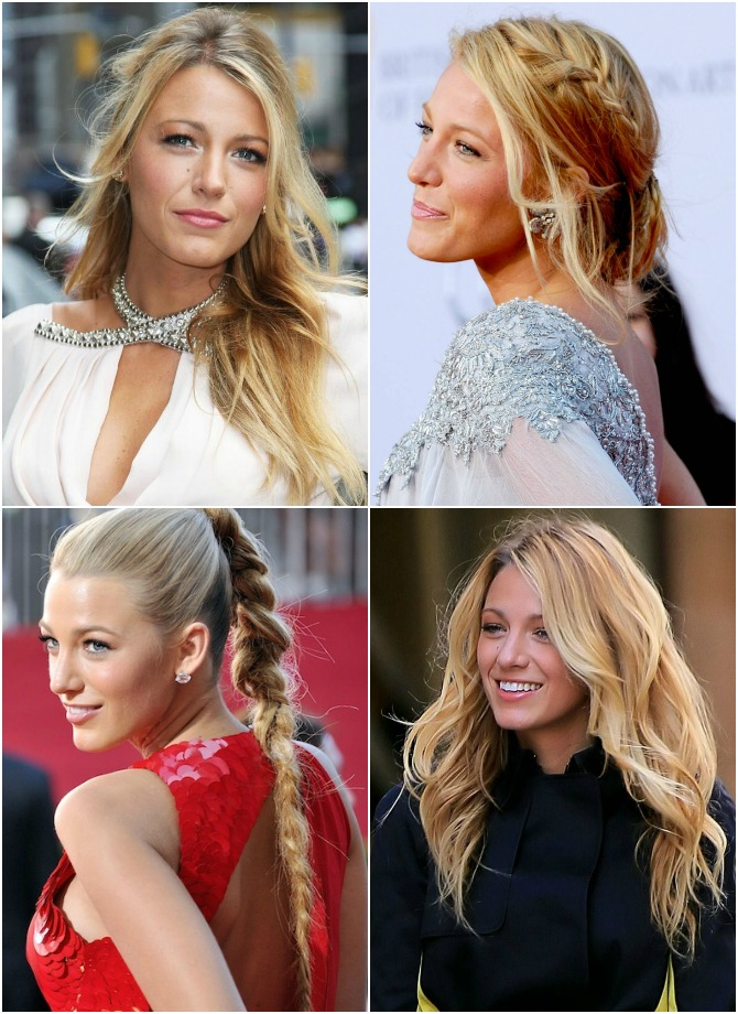 Blake Lively Hair Secrets celebrity beauty tips tricks fashion beauty blogger style elixir ryan reynolds wife