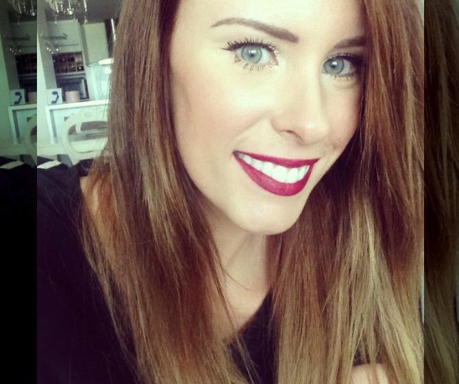 Dark berry lipstick trend 2015 beauty blogger people's choice awards trend dark lipstick usa fashion blog style elixir lauren slade www.stylelixir.com YSL lipstick