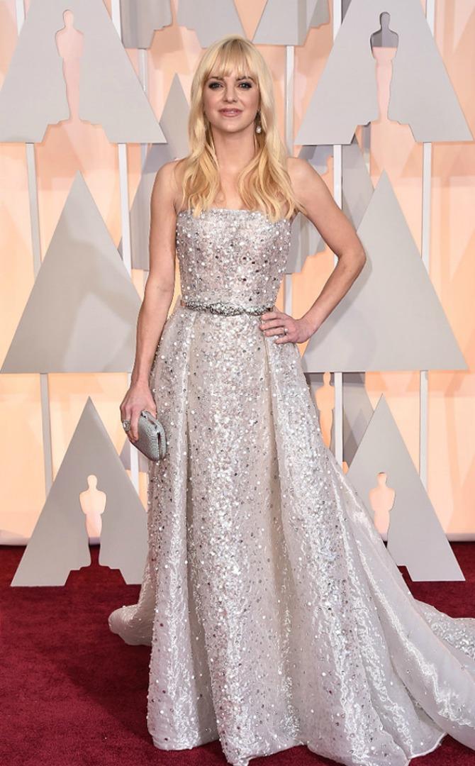 Anna Faris Oscars