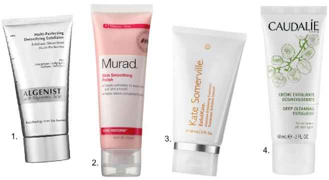 The Best Skin Exfoliators