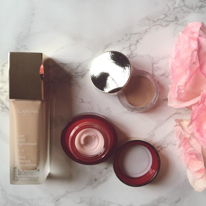 Clarins makeup review 5 10 15 minute makeup