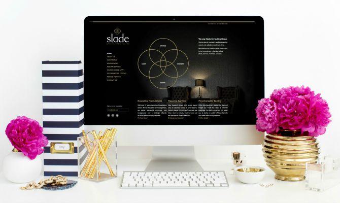 Blog design and website build developer