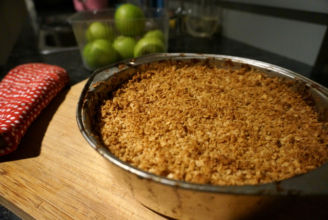healthy apple crumble recipe thanksgiving food ideas christmas