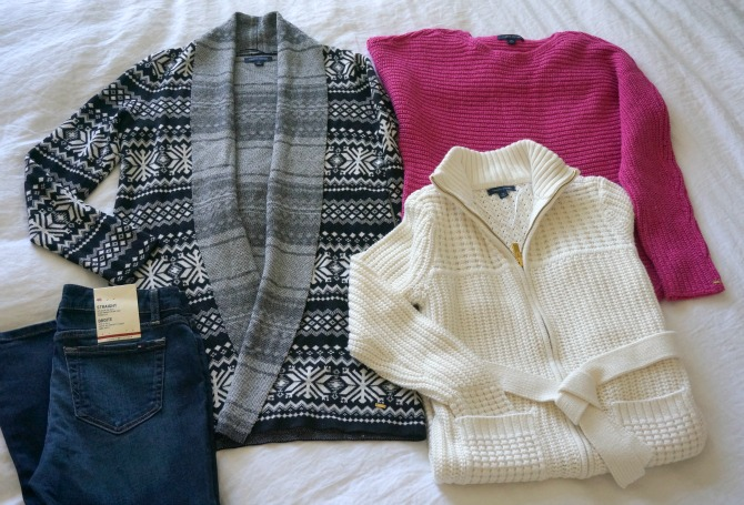 tommy hilfiger sweater macys shop sale jeans knits style elixir fashion blog