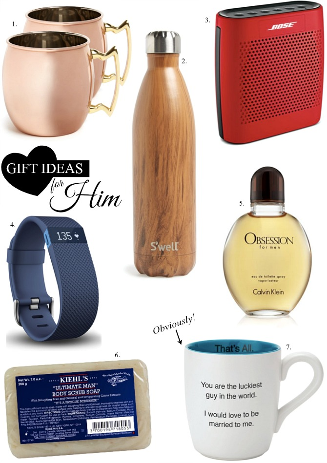 the best Valentines Day Gift Ideas for him
