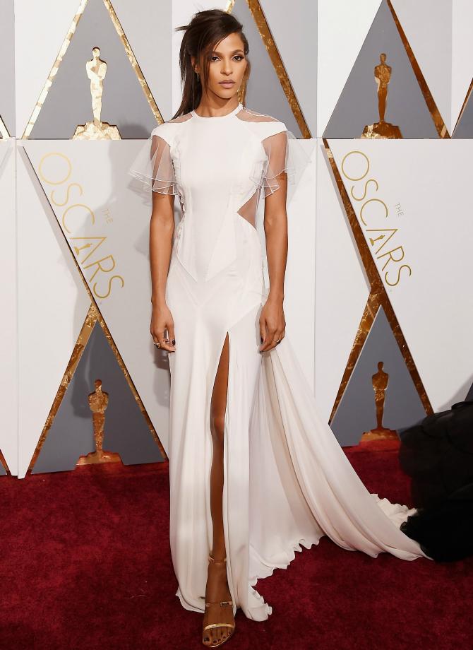 megalyn-echikunwoke-red-carpet- 2016 Oscars Best Dressed