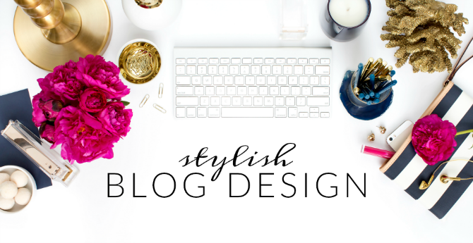 Stylish blog theme design blogging course how to make money blogging how to start a blog