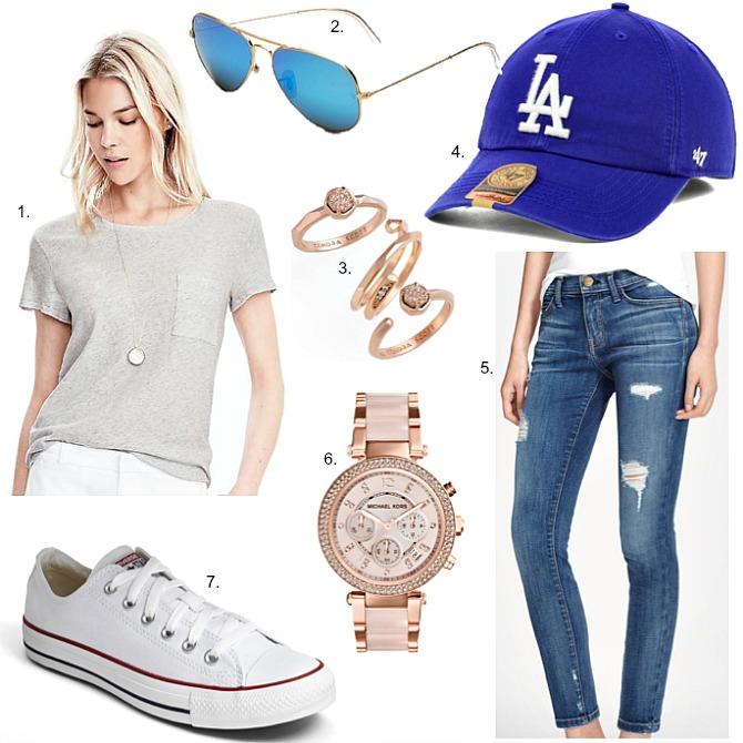 Cool girl LA style labor day discount codes la kourney kardashian cap