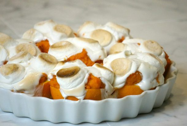 7-final-to-serve-melted-marshmallows-thanksgiving recipe Sweet Potato Marshmallow Recipe