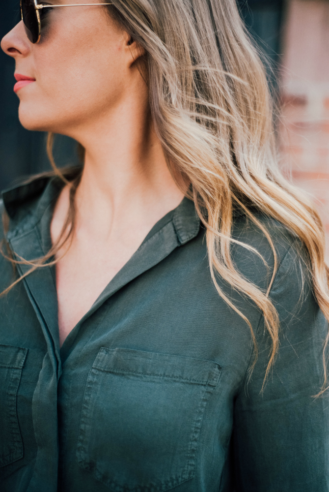 blonde hair with soft beachy curls ombre balayage ghd loose boho style hair