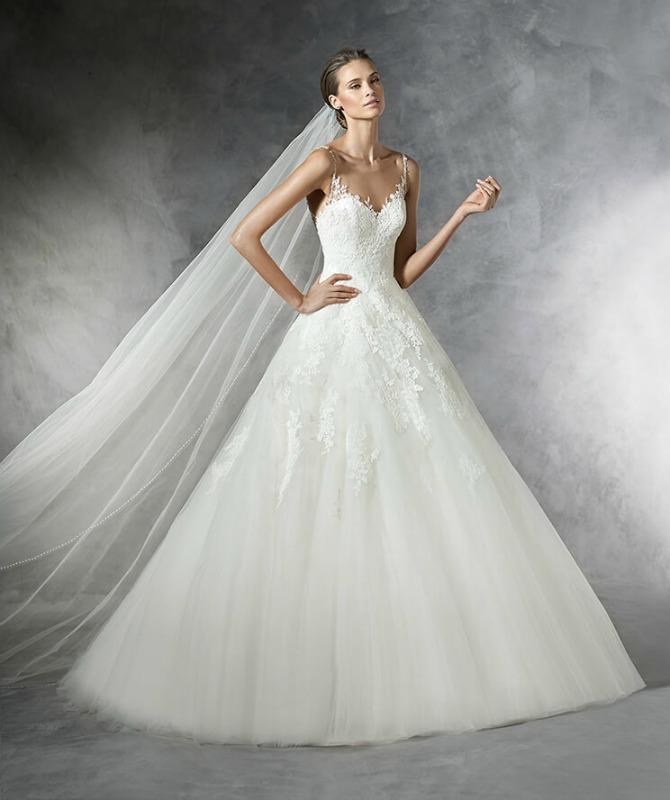 Flattering Wedding Dress 75 Marvelous pronovias prala wedding dress