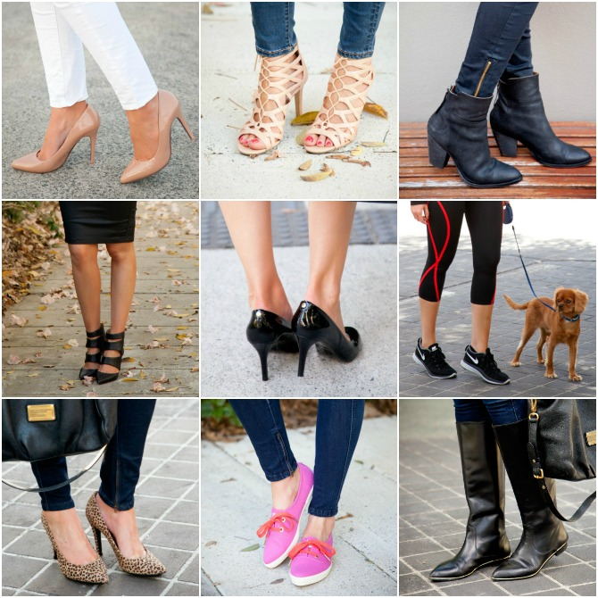 shoes every girl needs