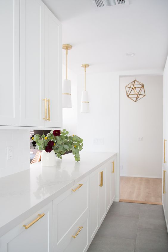 bets ikea kitchen ideas white marble and gold
