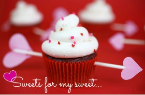 Cupid Cupcakes Upload 300x196 Love Is In The Air   And In My Kitchen