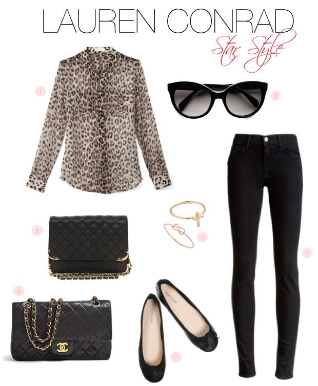 Lauren Conrad Celebrity Star Style Steal Her Style: Lauren Conrad