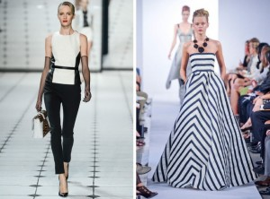 Monochrome Black and White Spring Summer Trend 2013 300x222 New Season Trend: Black and White