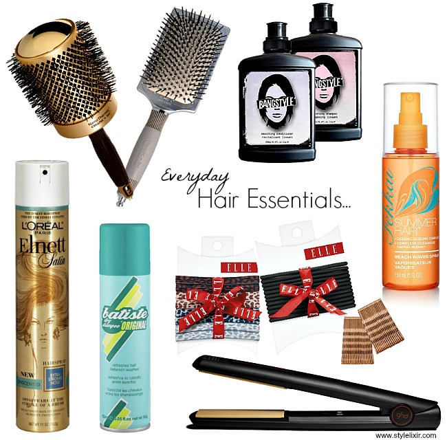 Everyday-Hair-Care-Essentials-Products-GHD-Flat-Irons-Dry-Shampoo-Blow-Dry-Brush