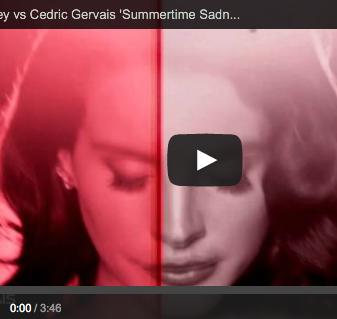 Lana Del Rey Sumemrtime Sadness Song