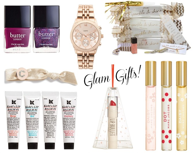 Glam Gifts Christmas Stocking Gift Ideas Style Elixir