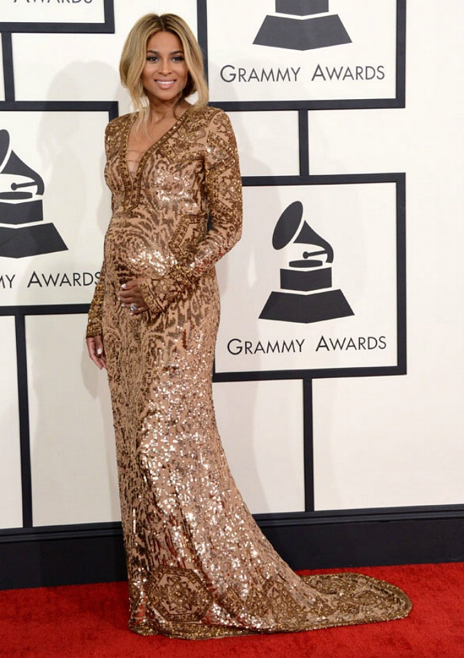 1 Grammy Awards Ciara