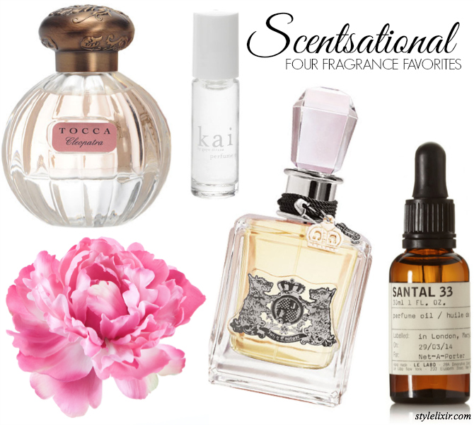 how to choose a signature scent