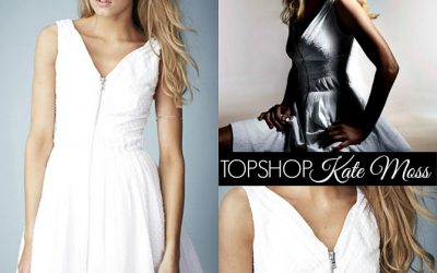 Style Guide: Kate Moss for Topshop