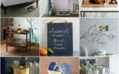 Home Makeover: Win A $500 West Elm Gift Card