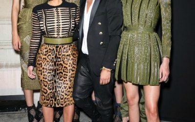 Star Style: Paris Haute Couture Fashion Week 2014
