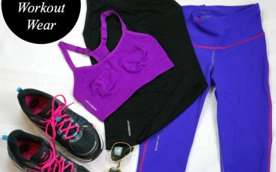 Fab Favorites Link Up: My Workout Wear + Win My Fave Training Shoes