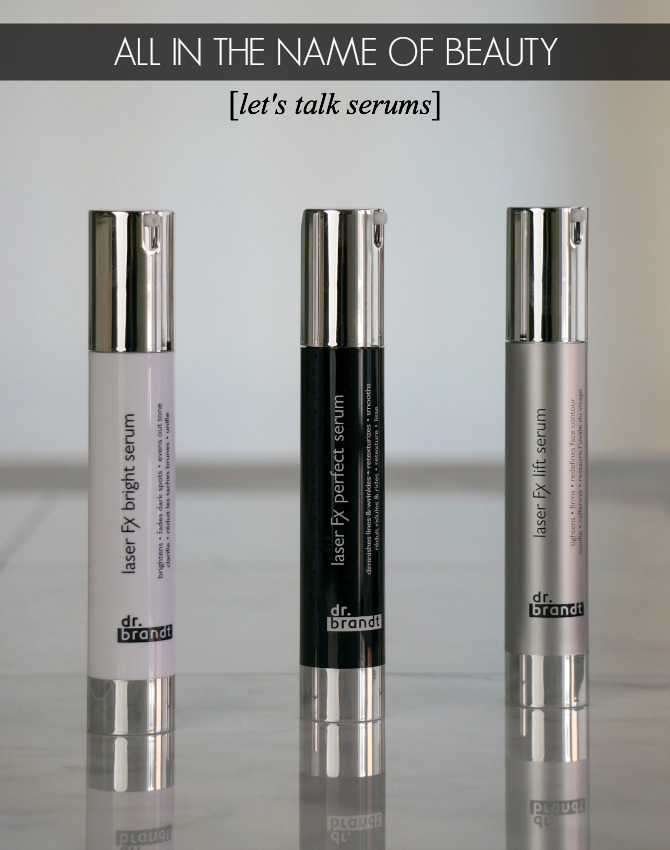 1 Fab Favorites Link Up: Lets Talk Beauty   Face Serums Review