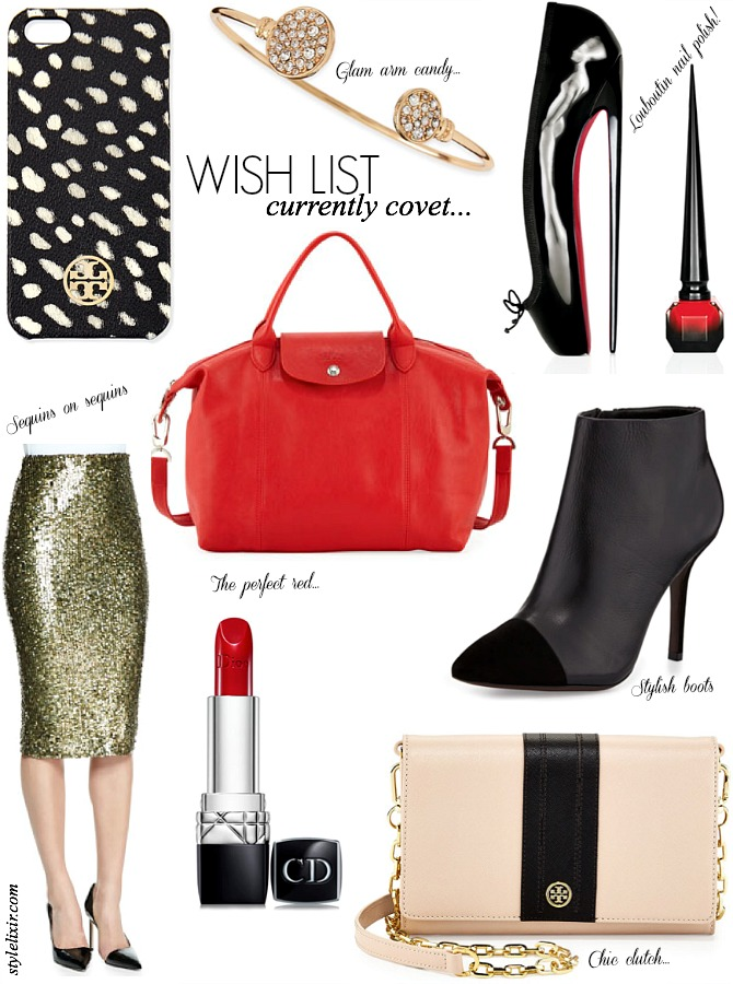 Win $500 Neiman Marcus Gift Card Giveaway Fashion blogger style elixir www.stylelixir.com