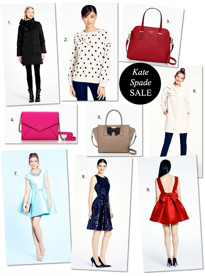 Kate Spade sale discount promo code shop new york style fashion blog www.stylelixir.com style elixir blogger
