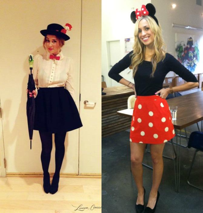 DIY Halloween Costume Lauren Conrad Mary Poppins