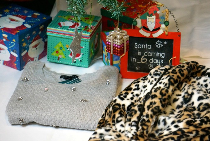 Sears Style christmas gift ideas fashion blog
