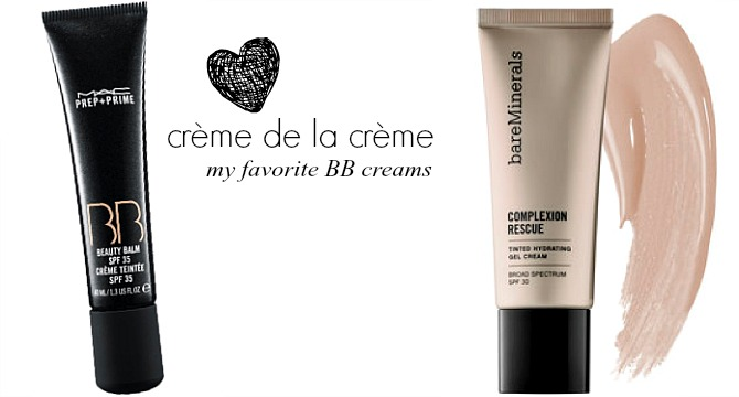 What is BB cream makeup review bare minerals complexion rescue MAC bb cream beauty blogger fashion blog style elixir www.stylelixir.com lauren slade