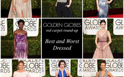 You Vote: Golden Globes Red Carpet Best & Worst Dressed