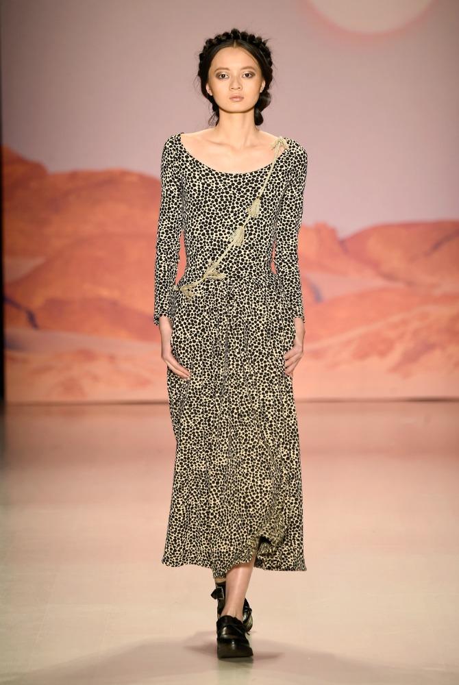 Mara Hoffman Fall 2015 fashion show new york fashion week style elixir