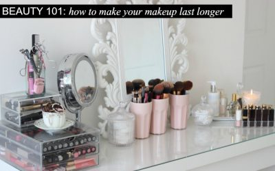 Beauty 101 – How To Make Your Makeup Last Longer