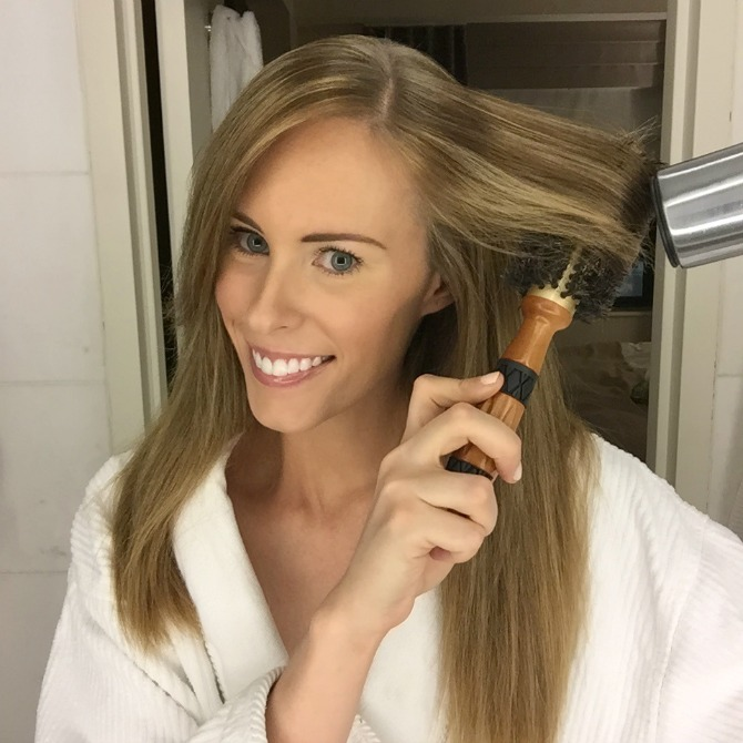 The Hair Brushes You Need for A Perfect Blow Dry Lauren Slade Style Elixir blog www.stylelixir.com beauty blogger