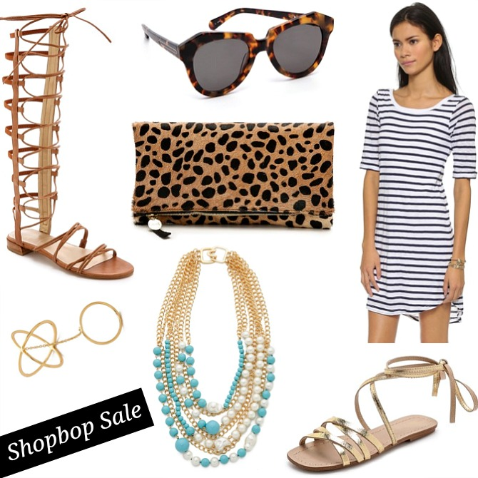 Shopbop Sale Discount coupon code karen walker stuart weitzman claire v clutch on sale