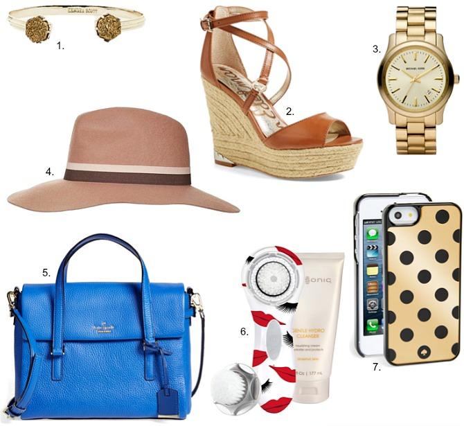 Nordstrom sale kate spade iphone case clarisonic mia on sale kate spade handbag michael kors watch