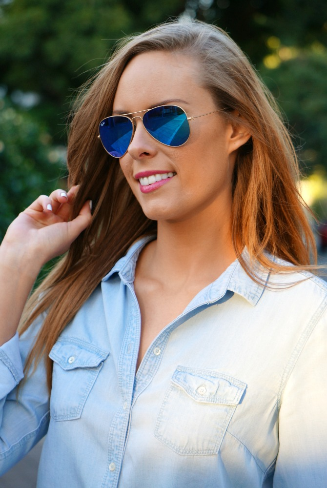 a371c890d most popular womens ray ban aviators - Holly's Restaurant and Pub