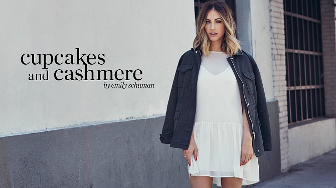 cupcakes and cashmere emily schuman clothing collection nordstrom