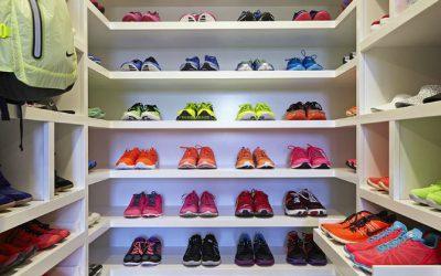 Dream Closet – Inside Khloe Kardashian's Fitness Closet