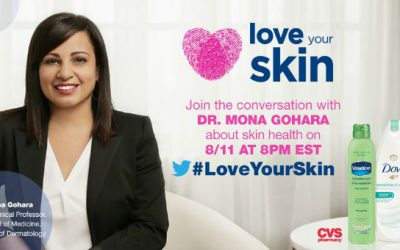 Summer Skin Health Myths – Busted! Plus Join The Twitter Chat With CVS!